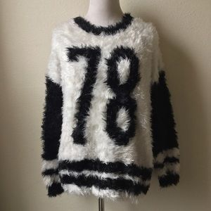 Eyelash Sweater